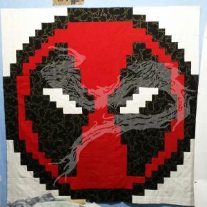 Deadpool, as designed by Paula